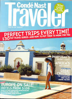 Conde Naste Traveller - Cities Reference