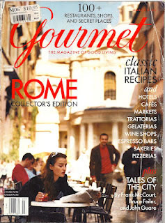 Gourmet Magazine - Roman Reference