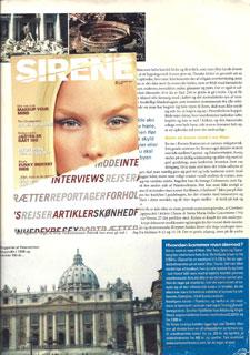 Sirene Magazine - Roman Reference