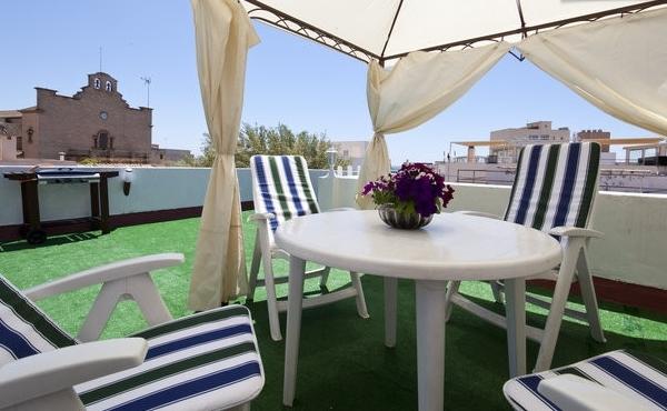 mallorca ferienwohnung: 2 schlafzimmer, wifi. ferienwohnungen en
