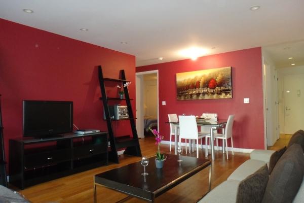 new york city casa vacanza: 2 camera, wifi, manhattan, greenwich