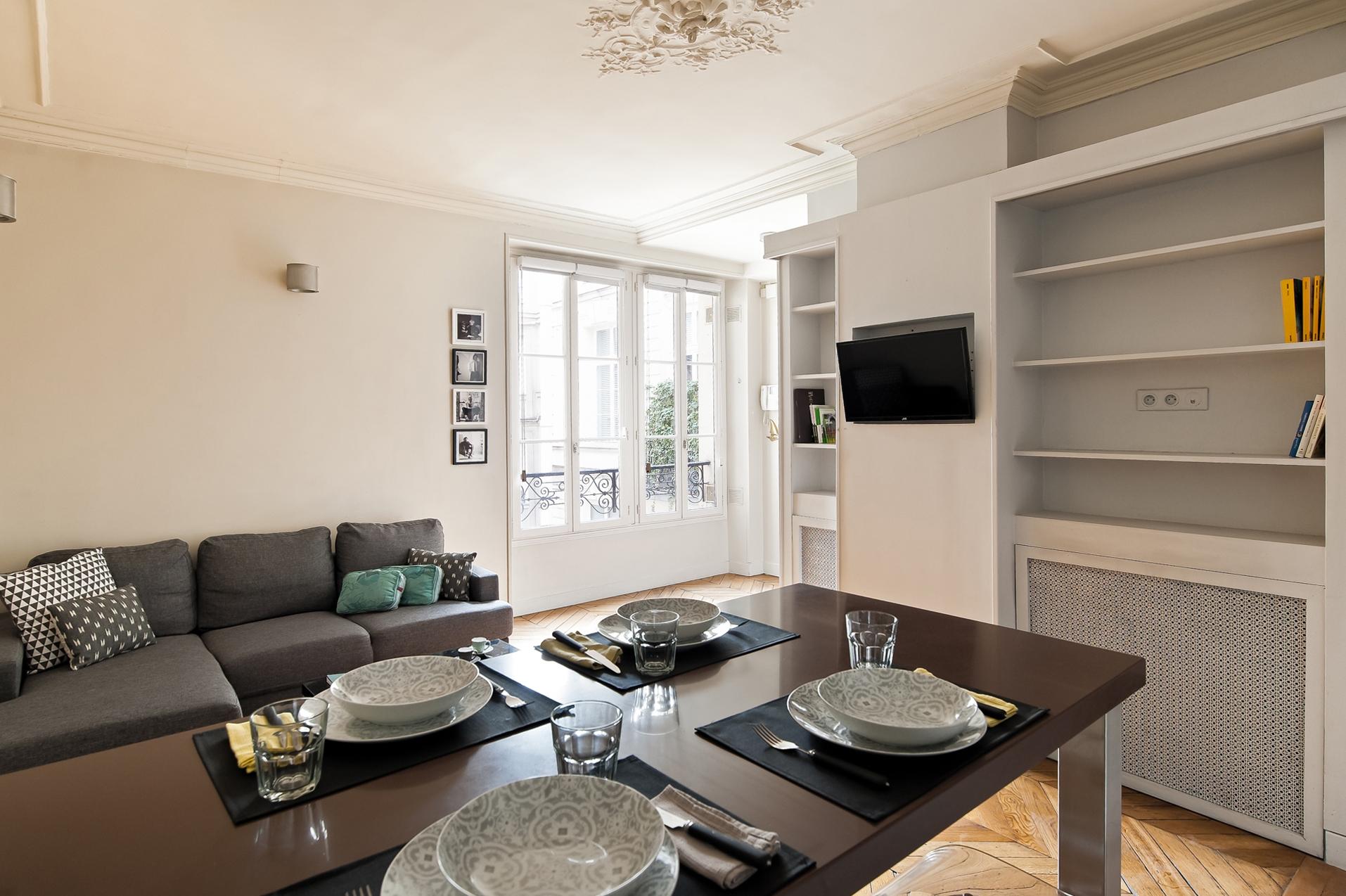 3 ème   Le Marais, Rue Portefoin: Paris Apartment #3000Paris