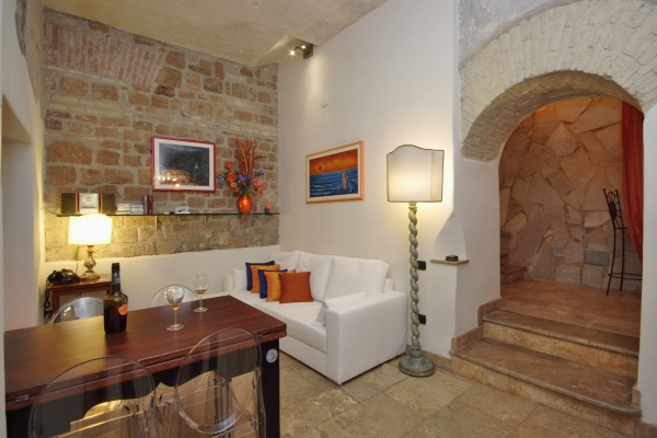 Superior Colosseo, Old Roma Loft: Rome Apartment #373