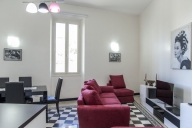 Roma, Italia Apartamento #655zRome