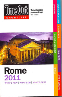 Time Out Magazine - Roman Reference