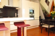 Amsterdam Vacation Apartment Rentals, #SOF348AMS: 1 bedroom, 1 bath, sleeps 3