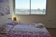 Bat Yam Vacation Apartment Rentals, #100BatYam: 3 camera, 2 bagno, Posti letto 7