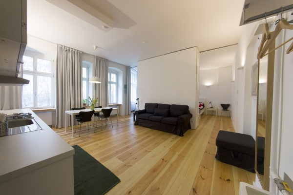 Berlin Vacation Rental 1 Bedroom Wifi Neuk 195 182 Lln