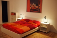 Berlin Vacation Apartment Rentals, #119BERb: 1 soveværelse, 1 bad, overnatninger 4