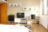 Brasilia Vacation Apartment Rentals, #110SaoPaulo: Dormitorio Estudio, 1 Bano, huèspedes 2