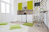 Budapest Vacation Apartment Rentals, #112bBUD: studio bedroom, 1 bath, sleeps 2