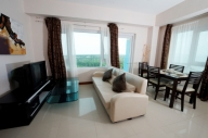 Cebu Vacation Apartment Rentals, #101Cebu: 1 chambre à coucher, 1 SdB, couchages 4