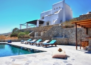 Central Greece Vacation Apartment Rentals, #100Mykonos: 6 Schlafzimmer, 4 Bad, platz 10