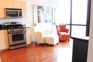 Chicago Vacation Apartment Rentals, #100Chicago: 2 chambre à coucher, 2 SdB, couchages 4
