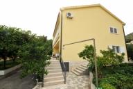 Donji Seget Vacation Apartment Rentals, #100DS: studio bedroom, 1 bath, sleeps 4