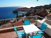 Dubrovnik Vacation Apartment Rentals, #100aDubrovnik: studio bedroom, 1 bath, sleeps 3