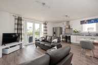 Edinburgh Vacation Apartment Rentals, #100Edinburgh: 2 bedroom, 2 bath, sleeps 4
