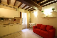 Florence Vacation Apartment Rentals, #106FR: Chambre studio, 1 SdB, couchages 4