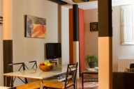 Haro Vacation Apartment Rentals, #Pen-SOF309dHAR: 1 Schlafzimmer, 2 Bad, platz 4