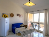 Isola Rossa Vacation Apartment Rentals, #103oSardinia: 2 Schlafzimmer, 1 Bad, platz 4