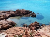 Isola Rossa Vacation Apartment Rentals, #103pSardinia: 1 chambre à coucher, 1 SdB, couchages 4