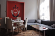 Krakow Vacation Apartment Rentals, #102bKR: 2 camera, 1 bagno, Posti letto 6