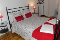 Lisbon Vacation Apartment Rentals, #104LIR: 2 Schlafzimmer, 1 Bad, platz 5