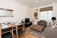 London Vacation Apartment Rentals, #SOF331LR: 2 chambre à coucher, 2 SdB, couchages 5