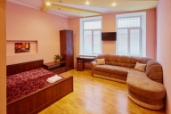 Lviv Vacation Apartment Rentals, #102fLviv : Chambre studio, 1 SdB, couchages 4