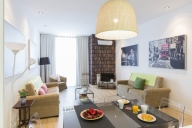 Madrid Vacation Apartment Rentals, #100aMadrid: 2 chambre à coucher, 1 SdB, couchages 6