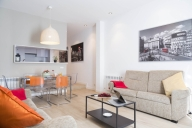 Madrid Vacation Apartment Rentals, #100eMadrid: 3 chambre à coucher, 2 SdB, couchages 8