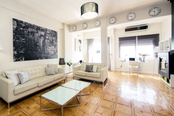 Madrid Vacation Rental 3 Bedroom Wifi Barrio De Salamanca Apartment Rentals In Find Great Deals With Cities Reference