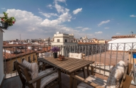 Madrid Vacation Apartment Rentals, #177dMadrid: 1 camera, 1 bagno, Posti letto 3