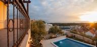 Milna Vacation Apartment Rentals, #100bMilna: 3 camera, 3 bagno, Posti letto 8