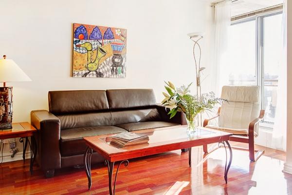 Montreal Vacation Rental 2 Bedroom Wifi Apartment Rentals