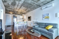 Montreal Vacation Apartment Rentals, #101bMontreal : 1 camera, 1 bagno, Posti letto 2