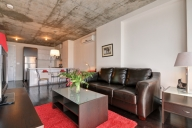 Montreal Vacation Apartment Rentals, #101cMontreal : 1 camera, 1 bagno, Posti letto 2