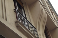 Nice Vacation Apartment Rentals, #SOF268NIC: 2 chambre à coucher, 1 SdB, couchages 4
