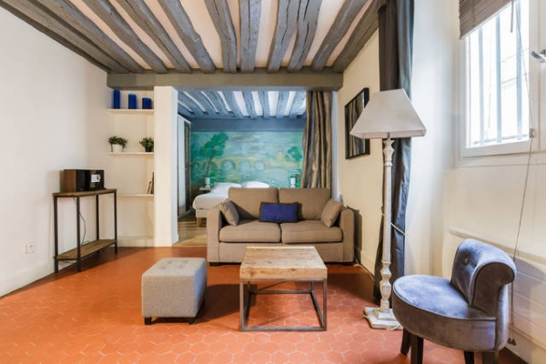 Paris Vacation Rental Studio Wifi 4 ème Le Marais Apartment Rentals In Find Great Deals With Cities Reference