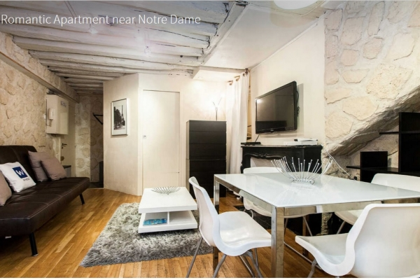 Paris Vacation Rental 1 Bedroom Internet 5 ème Quartier Latin Apartment Rentals In Find Great Deals With Cities Reference