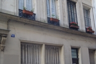 Paris Vacation Apartment Rentals, #190PAR: Chambre studio, 1 SdB, couchages 2