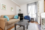 Paris Vacation Apartment Rentals, #211bPAR: 2 dormitor, 1 baie, persoane 6