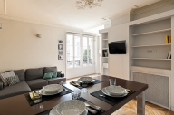 Parijs Vacation Apartment Rentals, #3000Paris: 1 slaapkamer, 1 bad, Slaapplekken 3