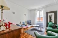 Paris Vacation Apartment Rentals, #306Paris: 1 dormitor, 1 baie, persoane 4
