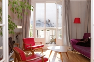 Paris Vacation Apartment Rentals, #410Paris: 1 bedroom, 1 bath, sleeps 4