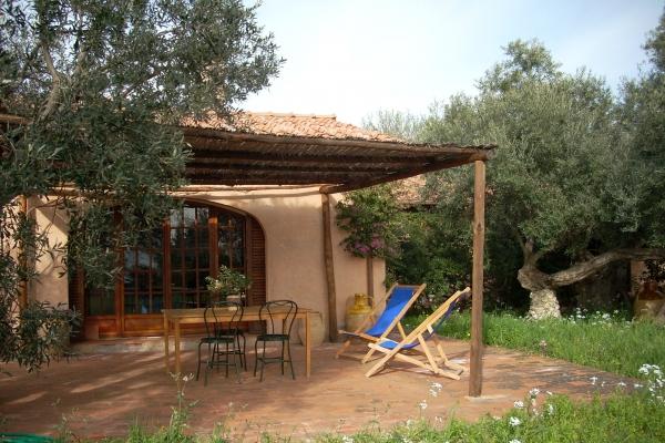 Villas Reference Ferienwohnung #100bPortoSantoStefano Bild #1