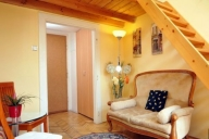 Prague Vacation Apartment Rentals, #107Prague: Chambre studio, 1 SdB, couchages 3