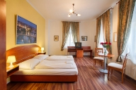Prague Vacation Apartment Rentals, #108Prague: Chambre studio, 1 SdB, couchages 4