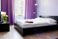 Prague Vacation Apartment Rentals, #111Prague: studio bedroom, 1 bath, sleeps 5