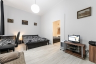 Prague Vacation Apartment Rentals, #113Prague: 2 bedroom, 1 bath, sleeps 7